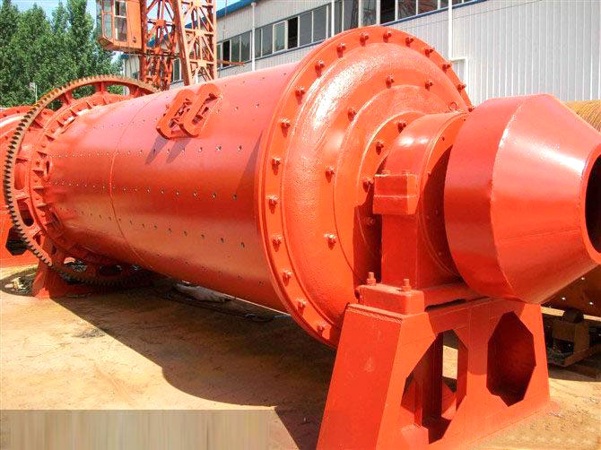 Silicate ball mill