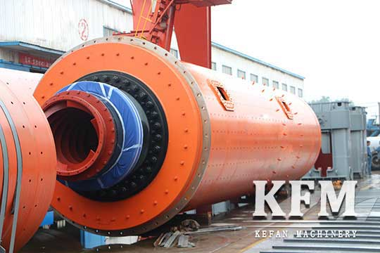 Steel Slag Ball Mill
